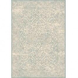 Koberec, krémový / šedý vzor, 200x300, ARAGORN