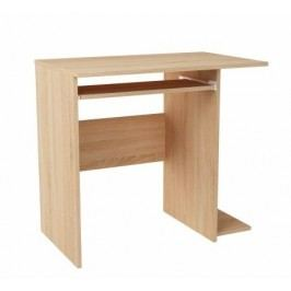 PC stolek v dekoru dub sonoma v pravém provedení KN837