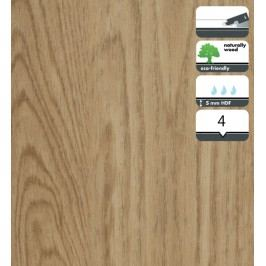 Vinylová podlaha dílce v dekoru dub medový 5 mm FORBO Novilon Click