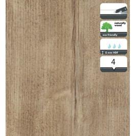 Vinylová podlaha dílce v dekoru pinie přírodní 5 mm FORBO Novilon Click