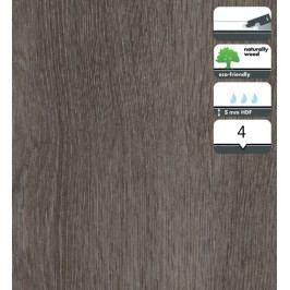 Vinylová podlaha dílce v dekoru dub šedý koláž 5 mm FORBO Novilon Click