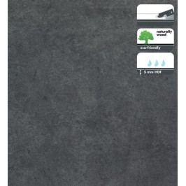 Vinylová podlaha dílce v dekoru dřevěné uhlí 5 mm FORBO Novilon Click