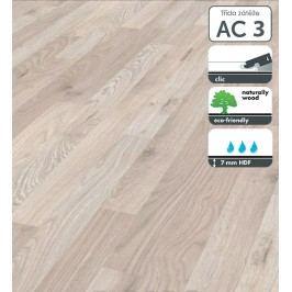 Laminátová podlaha v dekoru dub Sea Breeze 7 mm Kronofix Classic