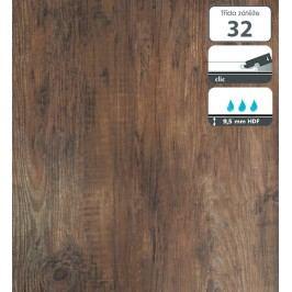Vinylová podlaha dílce v dekoru dub hnědý 9,5 mm Floover Extra Akce