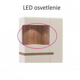 LED osvětlení ve stylovém bílém provedení TK026 TYP 70