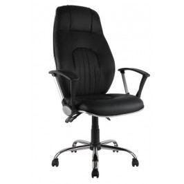 Elegantní kancelářská židle MABEL černá ZK71