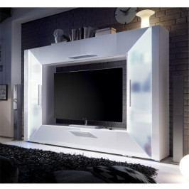 TV stěna s vysokým leskem TK2241