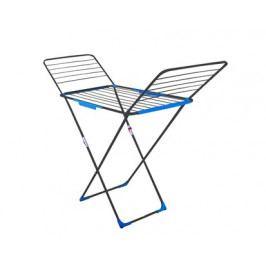 Sušák na prádlo skládací antracit ONYX 18 m