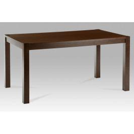 Jídelní stůl v rozměrech 150x90 cm v dekoru ořech BT-6211 WAL
