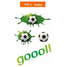 Sada nálepek, fotbal, TK2089