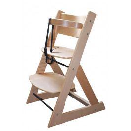 Krmící rostoucí židlička Magdalénka buková  Z521