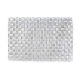 BANQUET Prostírání PIATTO 45 x 30 cm, 4 x 4 vlákna, bílošedé