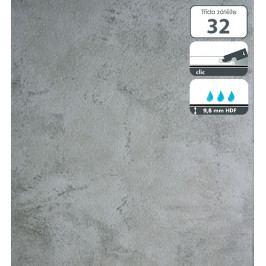 Vinylová podlaha dílce v dekoru cement světlý 9,8 mm Floover Original Stone