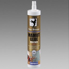 Lepidlo Mamut glue bílý 290 ml GOLD