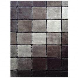 Koberec, šedá, 140x200, LUDVIG TYP 2