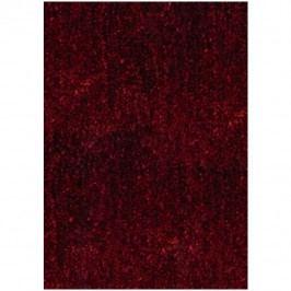 Koberec bordovo hnědý 100x140 TK3289