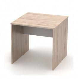Psací stůl v kombinaci san remo a bílá TYP 17 TK2157