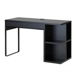 PC stůl, černá, MARLOW