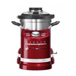 Varný robot KitchenAid 5KCF0104 červená metalíza
