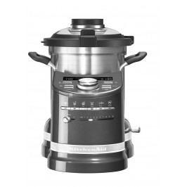 Varný robot KitchenAid 5KCF0104 stříbřitě šedá