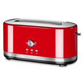 Kitchenaid Toustovač 5KMT4116EER s manuálním ovládáním, topinkovač, královská červená