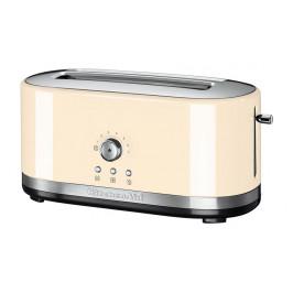 KitchenAid Toustovač 5KMT4116EAC s manuálním ovládáním, mandlová