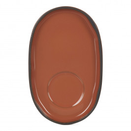REVOL Podšálek skořicový Cinnamon CARACTERE