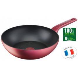 WOK pánev Daily Chef G2731972 Tefal červená 28 cm