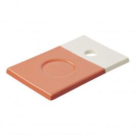 REVOL Podšálek oranžová Capucine Color Lab