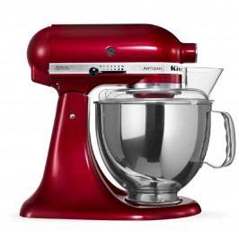 KitchenAid Robot Artisan 5KSM175PSECA červená metalíza