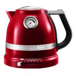 Rychlovarná konvice KitchenAid 1,5 l 5KEK1522 červená metalíza