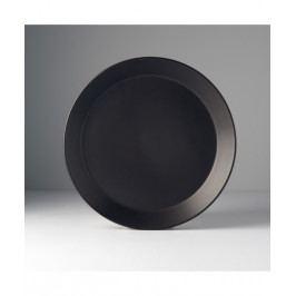 MIJ Kulatý talíř MT 26 x 3 cm černý