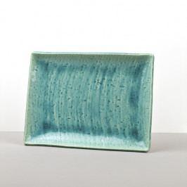 MIJ Talíř na sushi Turquoise 27 cm