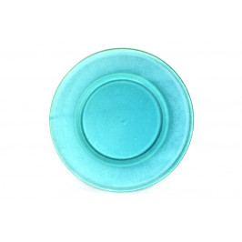 MIJ Mělký talíř s širokým okrajem Arctic Turquoise 21 cm