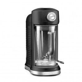 Mixér KitchenAid Artisan s magnetickým pohonem 5KSB5080 černá litina
