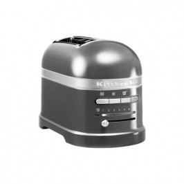 KitchenAid Artisan Toustovač 5KMT2204, stříbřitě šedá, topinkovač