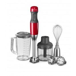 Tyčový mixér KitchenAid 5KHB2571 královská červená