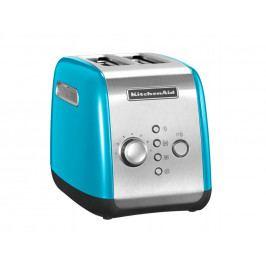 KitchenAid Toustovač 5KMT221, křišťálově modrá, topinkovač