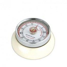 Zassenhaus Kuchyňská magnetická minutka Speed krémová