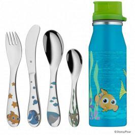 Dětský příbor s lahví Nemo WMF 5 ks