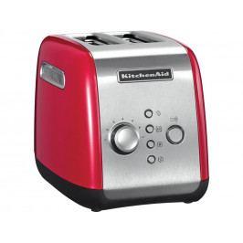 KitchenAid Toustovač 5KMT221, královská červená, topinkovač
