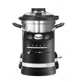KitchenAid Varný robot 5KCF0104EBK černá litina