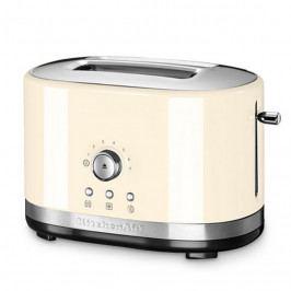 Kitchenaid Toustovač 5KMT2116EAC s manuálním ovládáním, topinkovač, mandlová