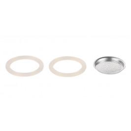 Tescoma silikonové těsnění 2 ks a filtr PALOMA 9 šálků