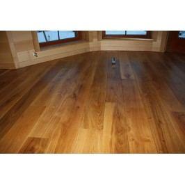 Dubová masivni podlaha - Masivní dubové prkno