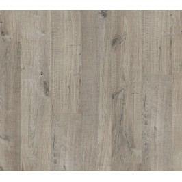 Dub bavlna šedý s řezy pilou 40106