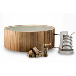 Weltevree designové bazény Dutchtub Wood