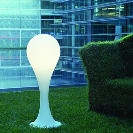 NEXT venkovní stojací lampy Liquid Light Drop_4 Outdoor