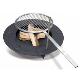 Radius Design grily Fireplate (průměr 100 cm)