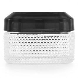 Výprodej Normann Copenhagen designové dózy Brilliant Small (černá, transparentní)